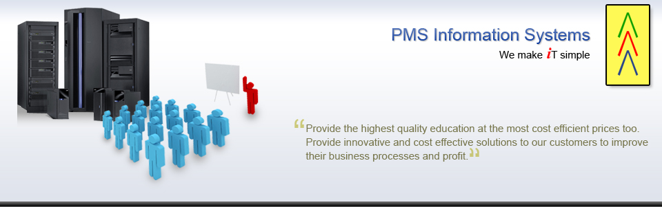 PMS Information Systems | Pioneer in IBM Technologies | IBM