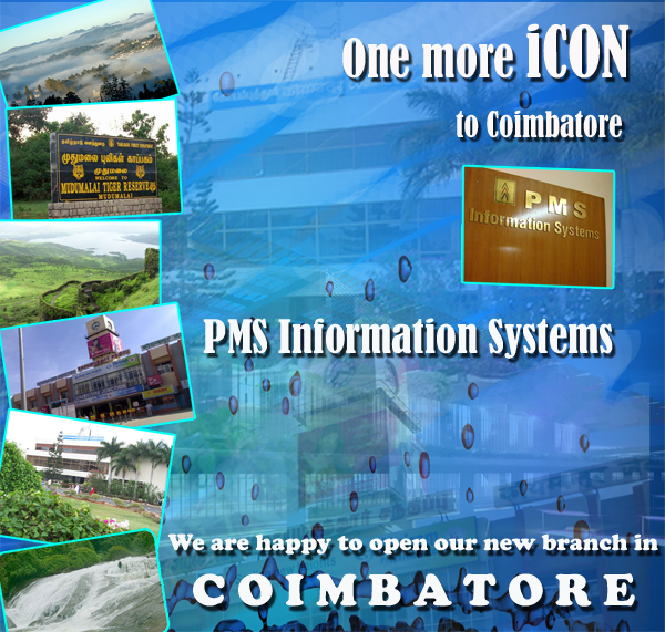 PMS Information Systems : Coimbatore